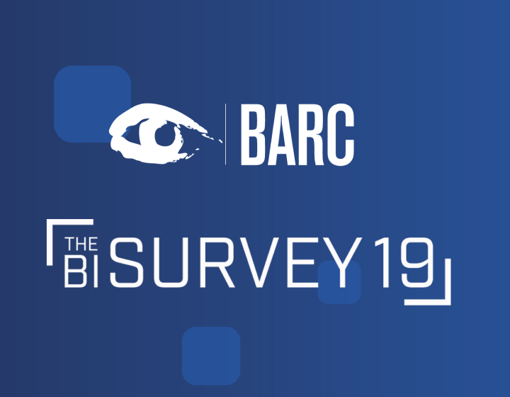 TARGIT in the BI Survey 19 - TARGIT