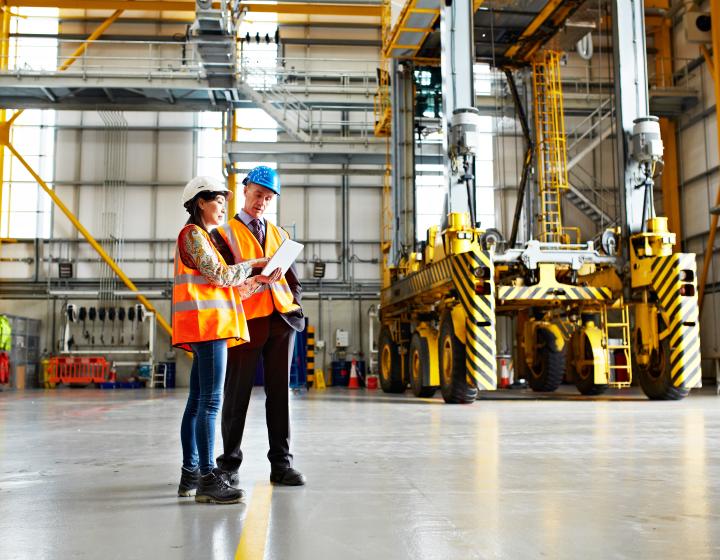 Top KPIs to manage heavy equipment - TARGIT