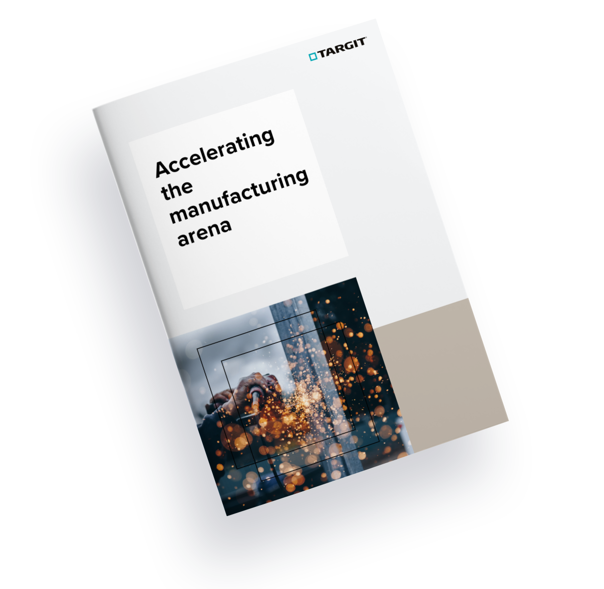Accelerating the manufacturing arena cover