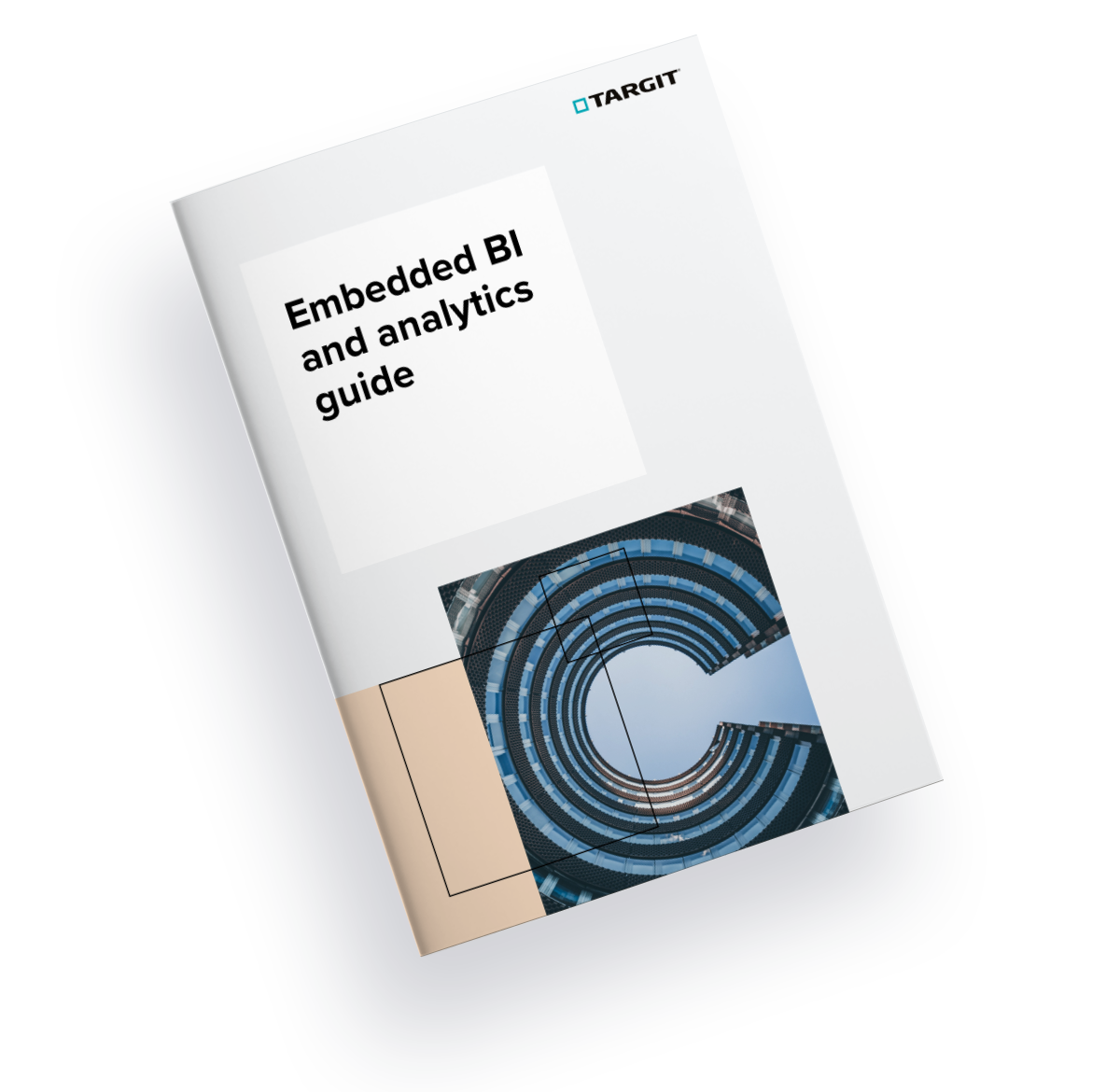 Embedded BI and analytics guide cover