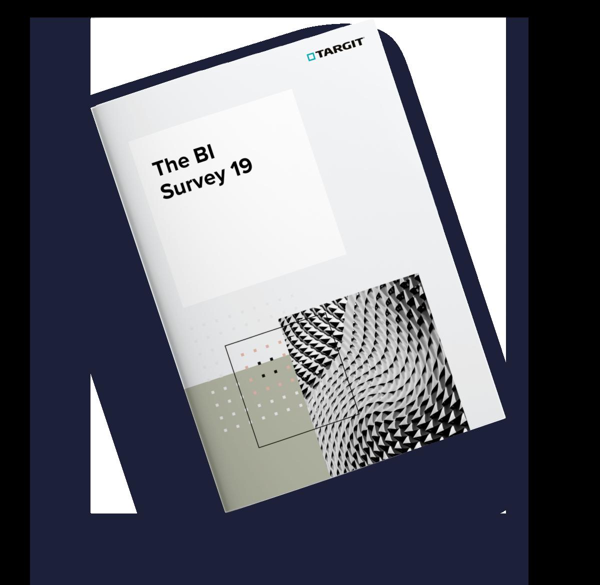 The BI Survey 19 cover