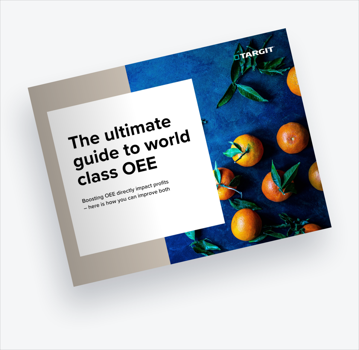 The ultimate guide to world class OEE
