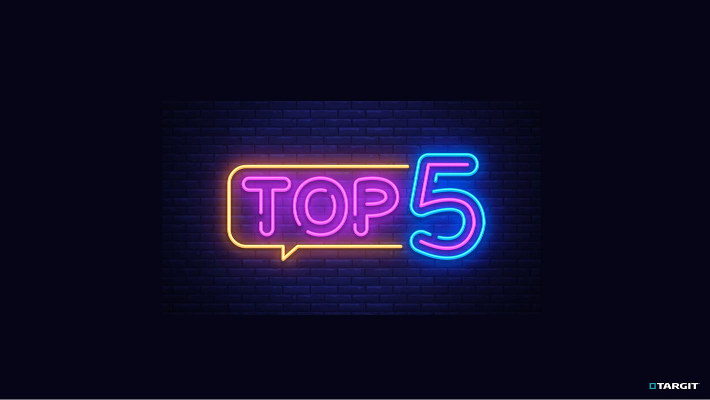 Top Five TARGIT Resources You Must Know