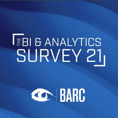 TARGIT in the BI & Analytics Survey 21